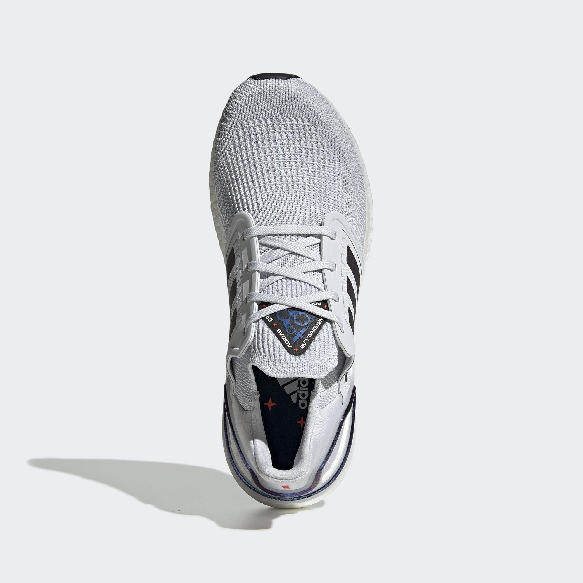 adidas Ultra Boost 2020 ISS US National Lab Dash Grey Blue Violet (EG0695)