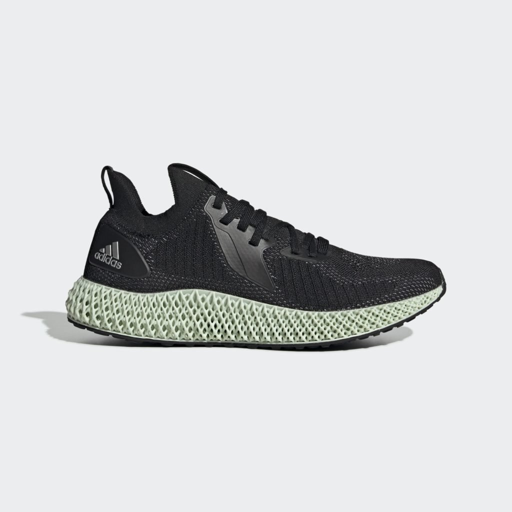 adidas Alphaedge 4D Reflective Black