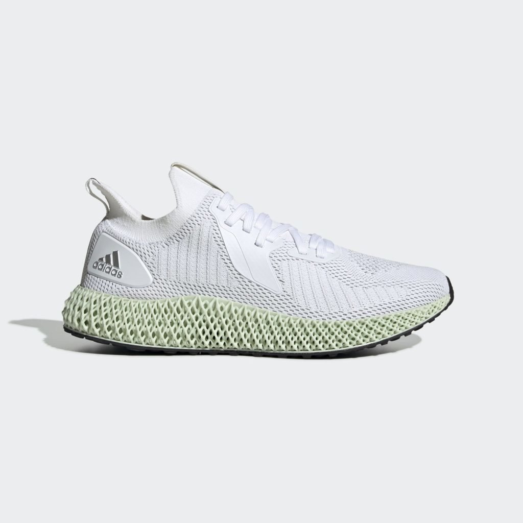adidas Alphaedge 4D Reflective White