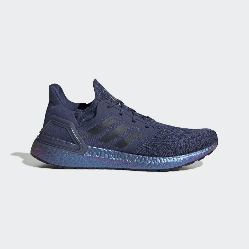 adidas Ultra Boost 2020 ISS US National Lab Tech Indigo