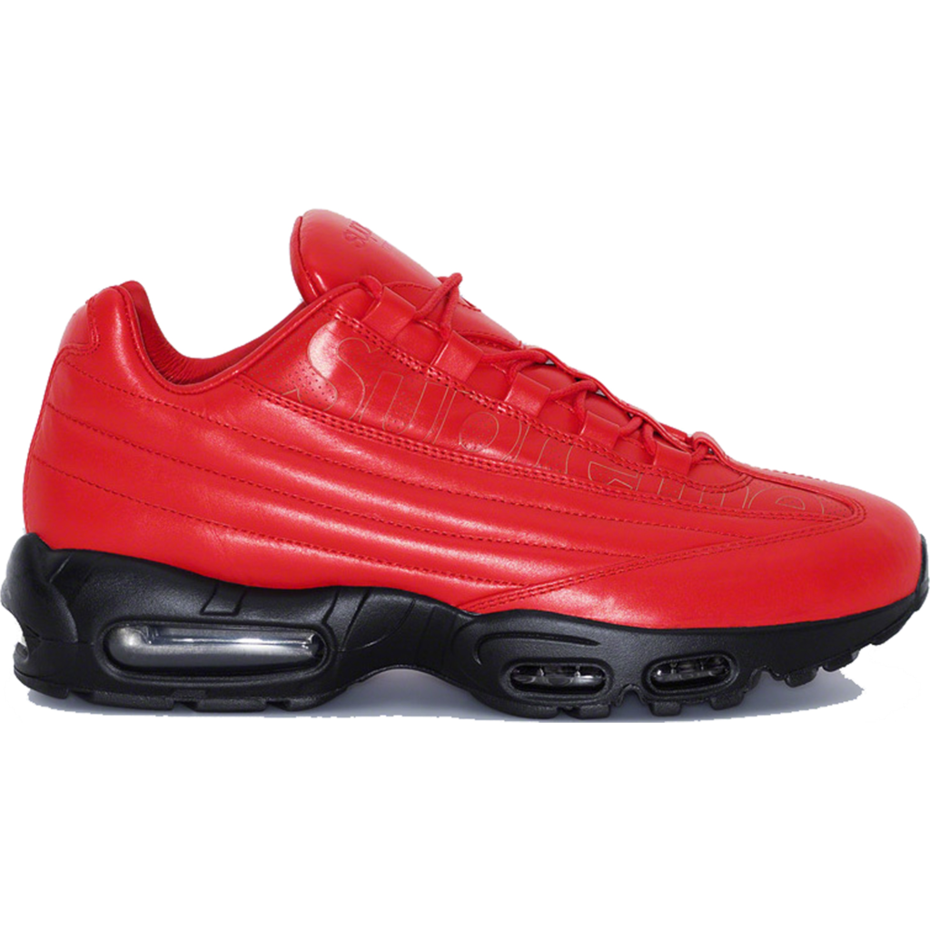 Air Max 95 Lux Supreme Red