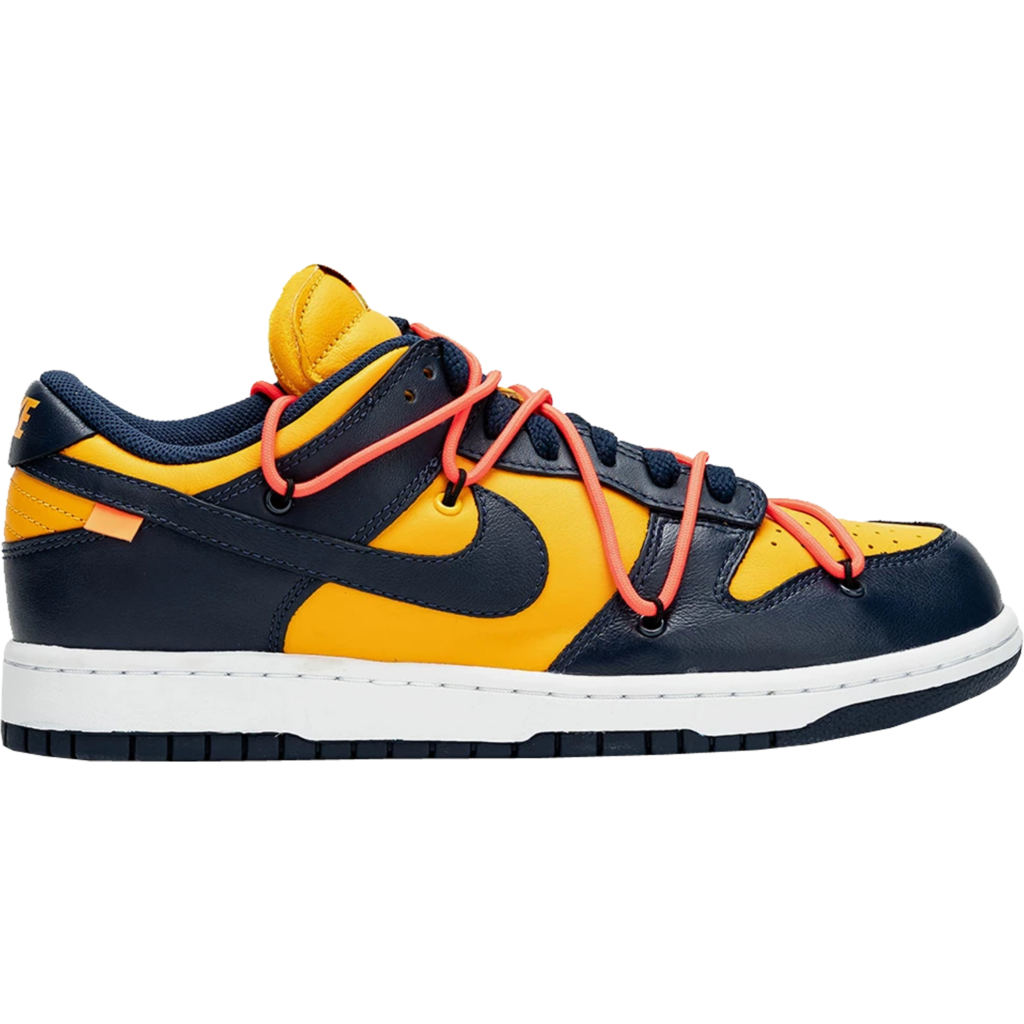 Nike Dunk Low Off-White Michigan