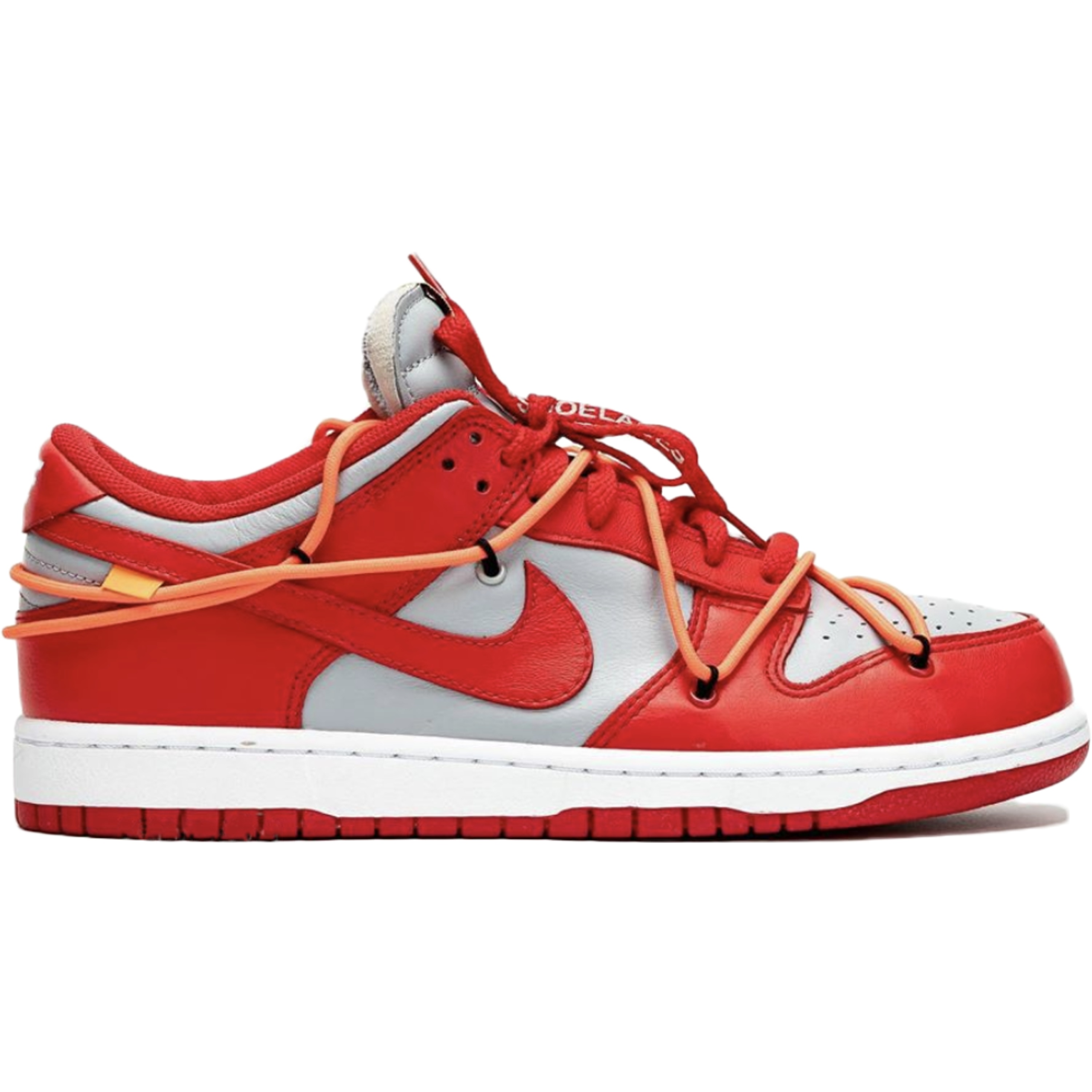 Nike Dunk Low Off-White University Red (CT0856-600)