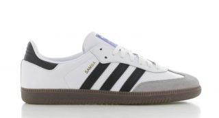 Adidas adidas Samba OG Wit Heren