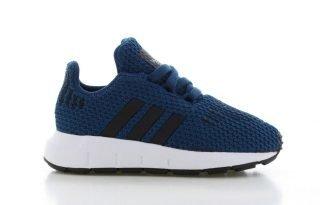 Adidas adidas Swift Run Blauw Peuters