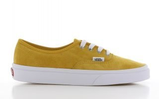 Vans Authentic Geel Dames