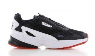 Adidas adidas Falcon Zip W Zwart/Wit Dames