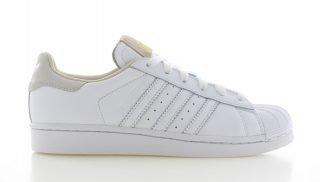 Adidas adidas adidas Superstar Wit/Beige Dames