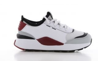 Puma RS-0 Smart Wit/Rood Kids