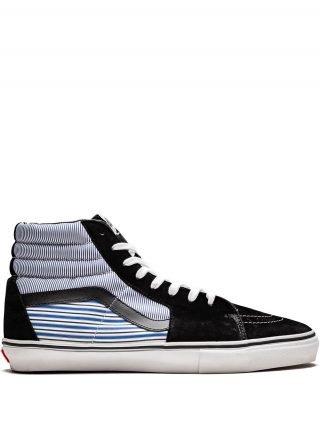 Vans Sk8 Hi Pro sneakers - Zwart