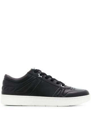 Jimmy Choo Hawaii/M low-top sneakers - Zwart