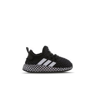 adidas Deerupt Winter Stripes - Baby Schoenen - CG6864