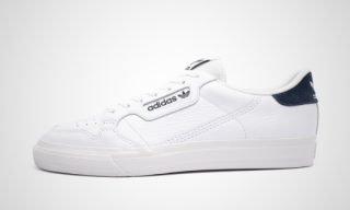 Continental Vulc (Wit/Blauw) Sneaker