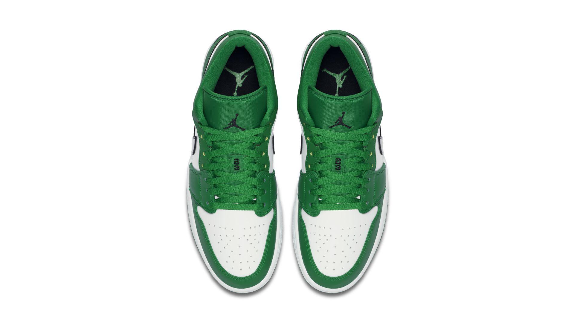 Jordan  1 Low Pine Green (553558-301)