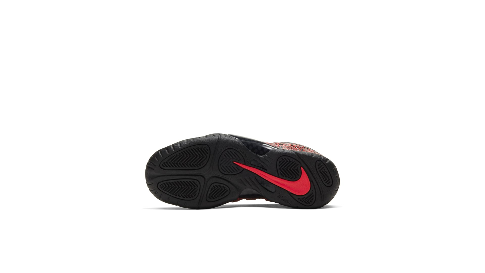 Nike Air Foamposite One Cracked Lava (GS) (644791-012)