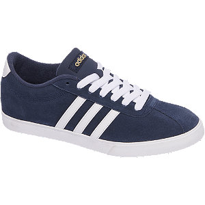 Adidas Blauwe Court Set