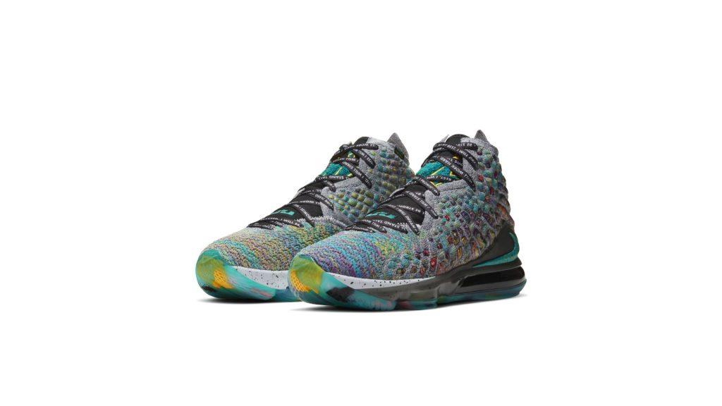 Nike LeBron 17 I Promise (CD5052-300)