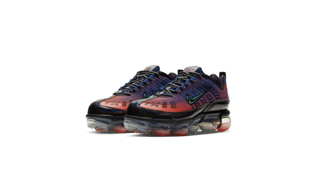 Air VaporMax 360 Blue Void Magic Ember (W)