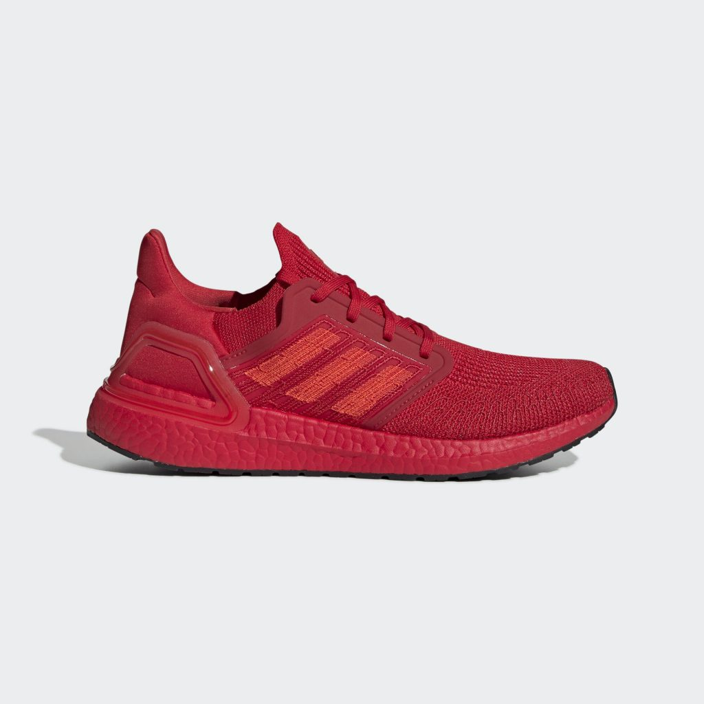 adidas Ultra Boost 20 Triple Red