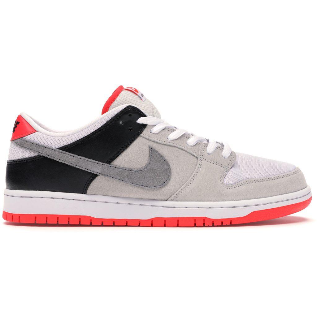 Nike SB Dunk Low Infrared Orange Label (CD2563-004)