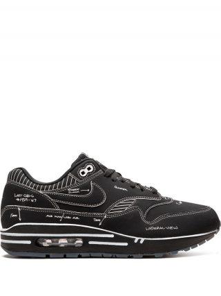 Nike Air Max 1 sneakers - Zwart
