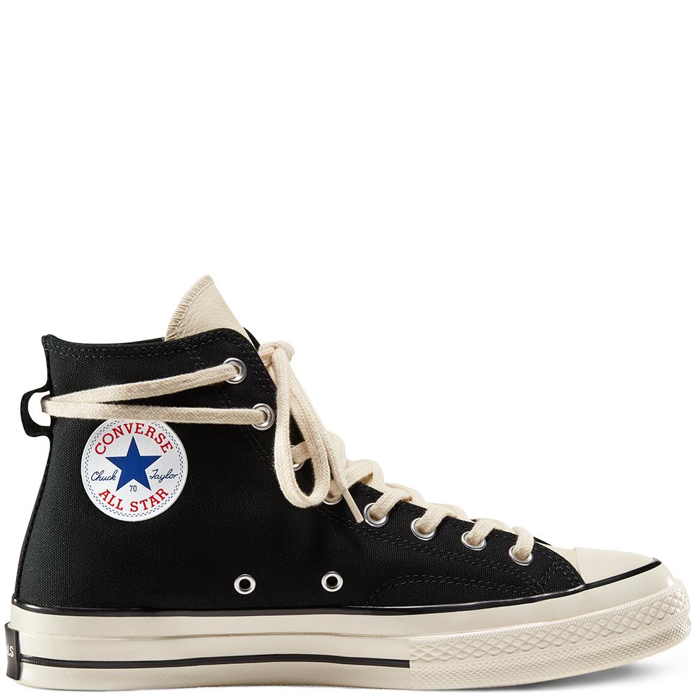 Converse  Chuck Taylor All-Star 70s Hi Fear Of God Black Natural (167954C)