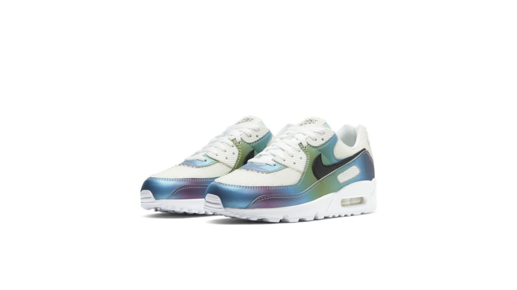 Air Max 90 Bubble Pack White