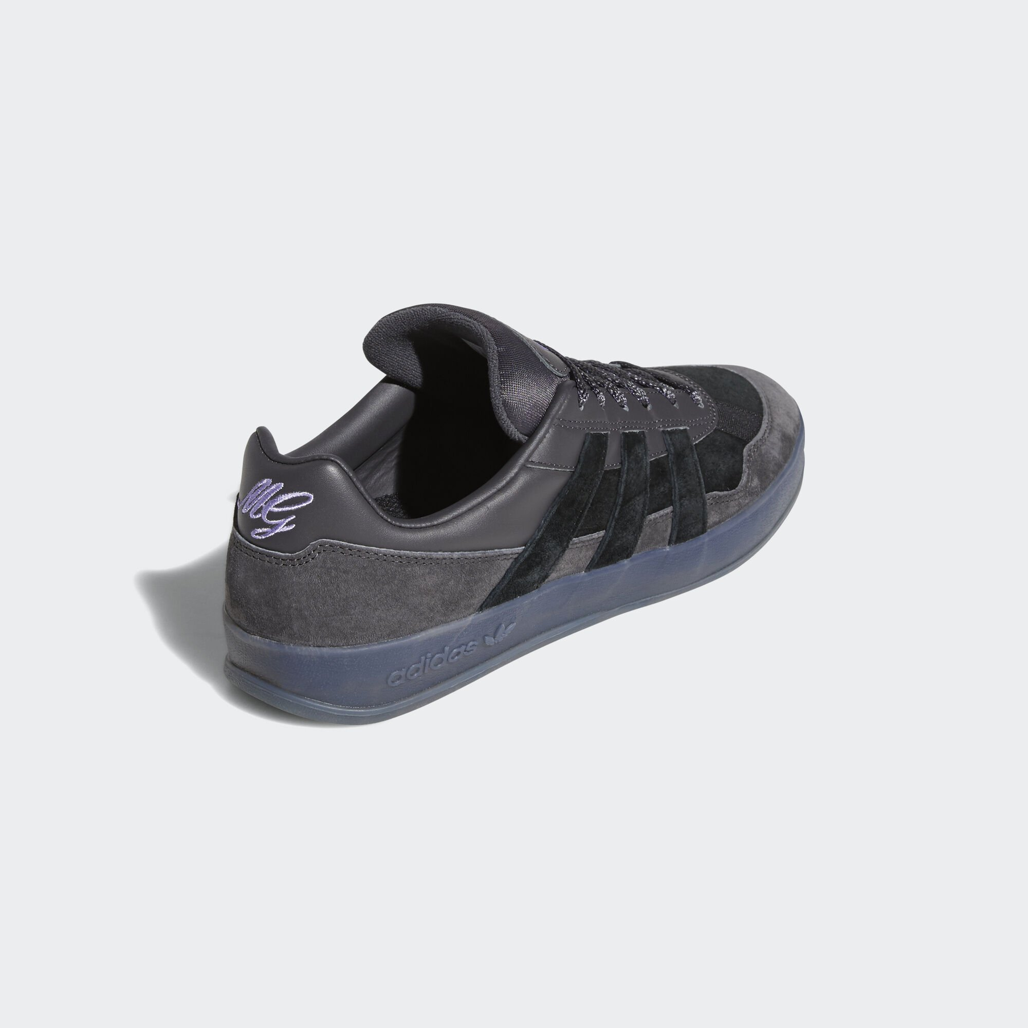 adidas  Aloha Super Mark Gonzales Grey Black (EG2784)