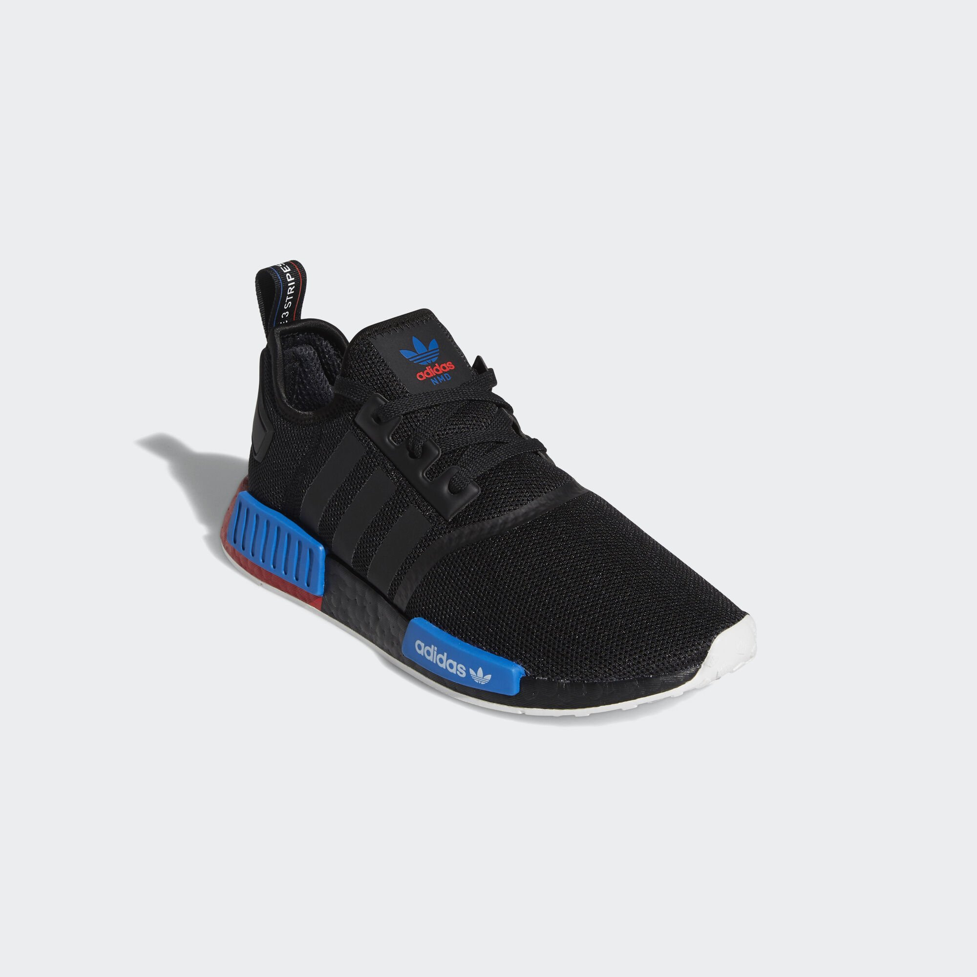 adidas NMD R1 Black Red Blue (FX4355)