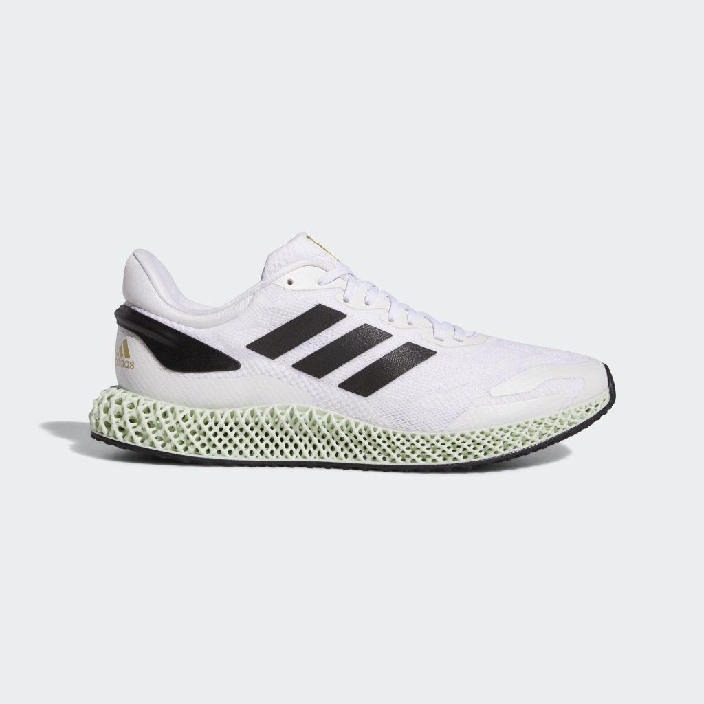 adidas 4D Run 1.0 Superstar White Black