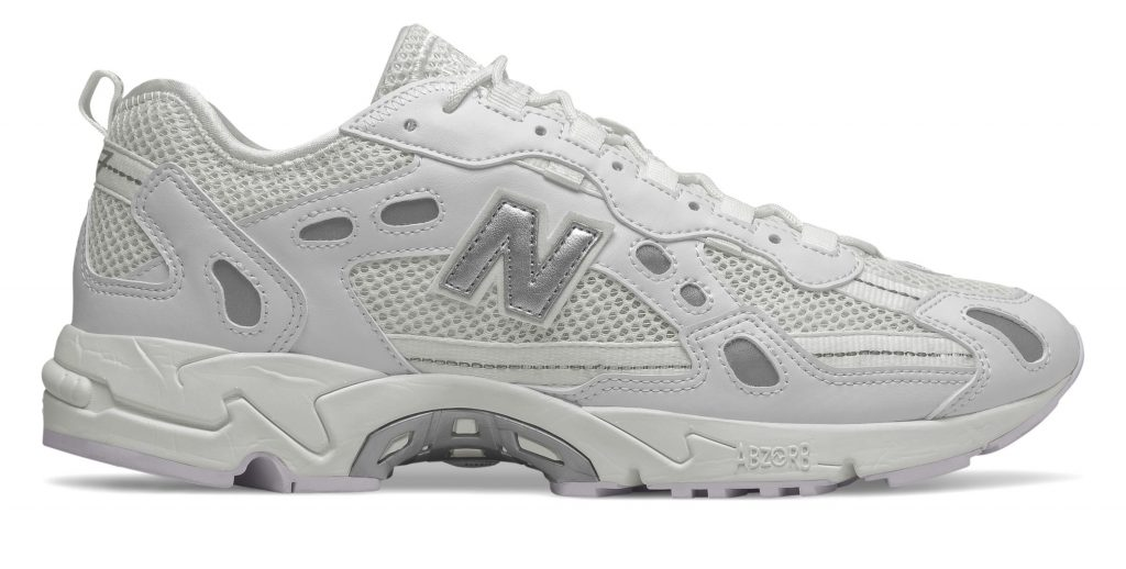 New Balance 827 Abzorb White Grey