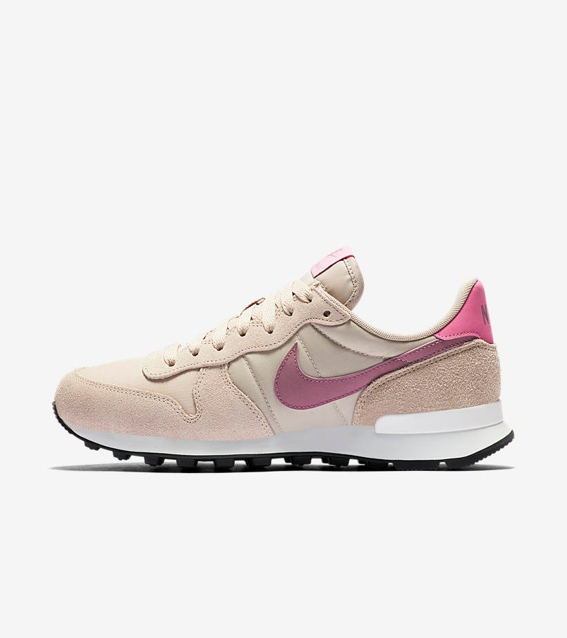 nike internationalist zwart zilver